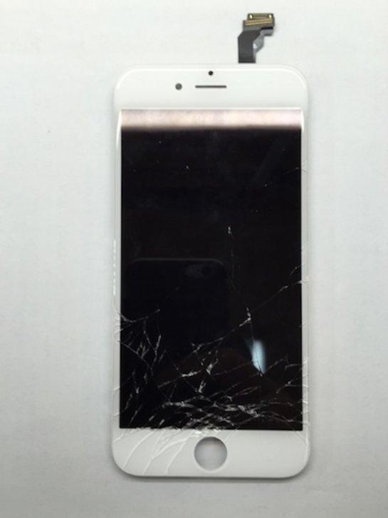 Мы поменяем стекло на вашем любимом айфоне 6
