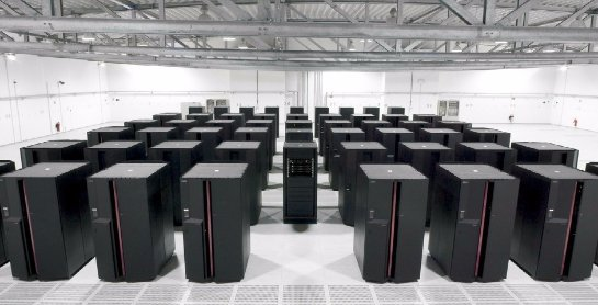 Китайцы заявили о разработке самого мощного суперкомпьютера