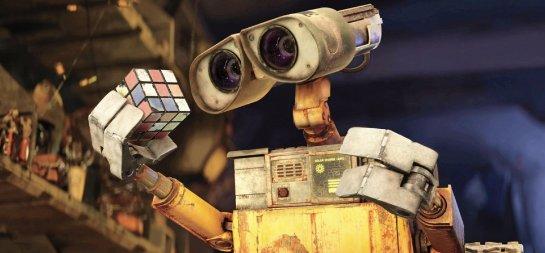 Американцы собрали робота, который мгновенно собирает кубик Рубика