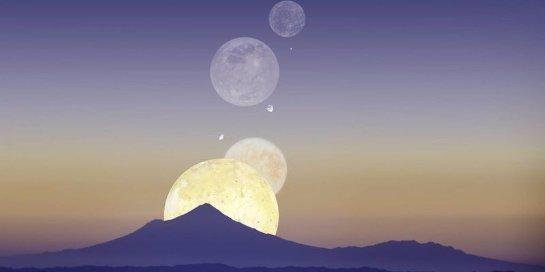 Если бы не Юпитер и Сатурн, жизни на Земле бы не было