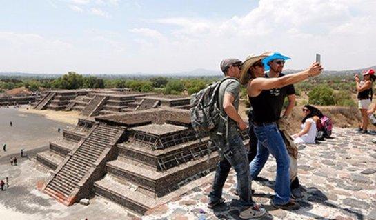 Мексиканские власти ввели налог на селфи