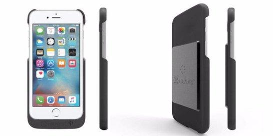 Уникальный чехол позволит увеличить внутреннюю память на смартфоне