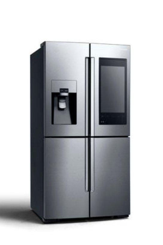 Южнокорейская компания намерена представить эксклюзивный холодильник