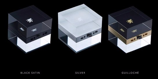 Выпущена люксовая зарядка для смартфонов от Apple