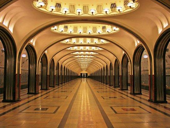 Интернет в московском метро перестал быть бесплатным