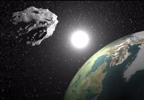 К Земле приближается двойник челябинского метеорита