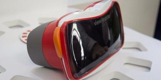 Американская корпорация презентовала очки виртуальной реальности