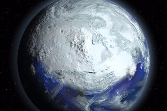 Астероид может спровоцировать на нашей планете наступление нового ледникового периода