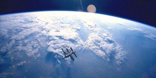 Британский миллиардер презентует космический корабль для туристов