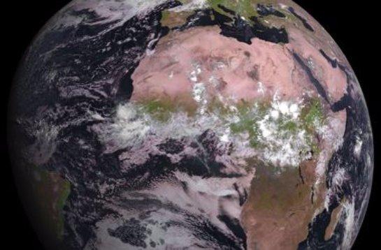 Астронавтов пугает нездоровый вид атмосферы нашей планеты