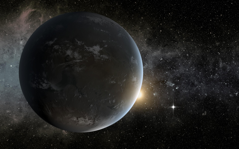 Англичане нашли первую сверхземлю с атмосферой