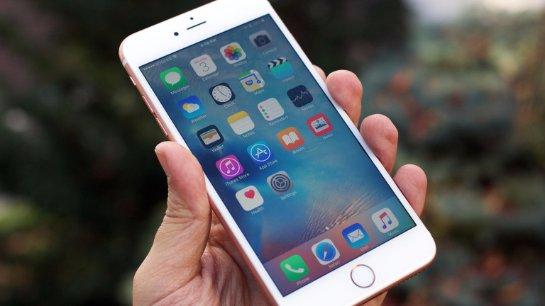 Безумный блогер одновременно разбил 14 iPhone 6s