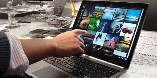 Американская компания готовится представить мощный Chromebook