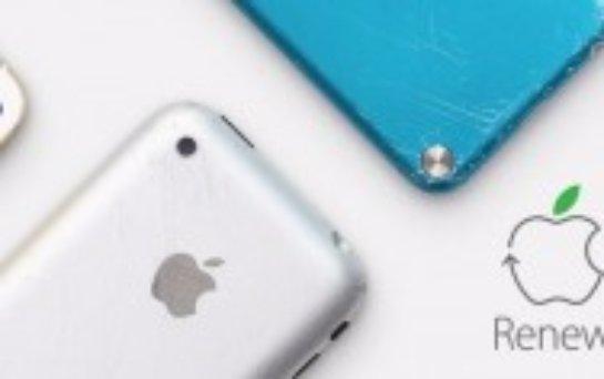 Стартовала программа, в рамках которой старый смартфон iPhone можно сдать на утилизацию