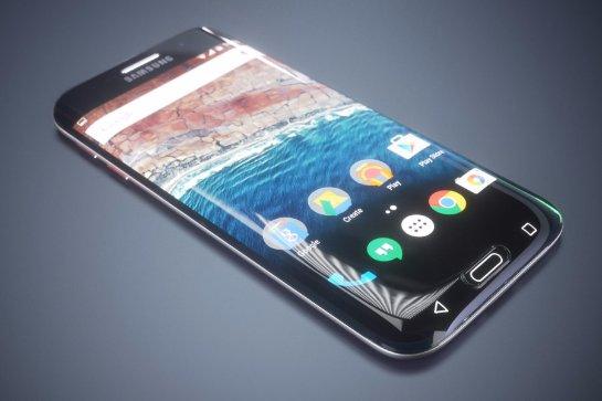 Смартфон Samsung Galaxy S7 edge проверили на прочность жидким азотом