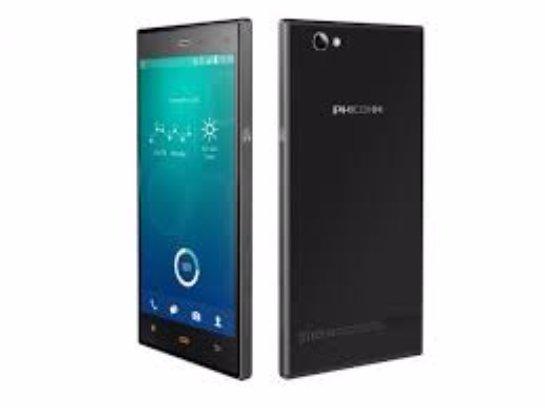 Phicomm представила смартфон Passion 2S на выставке MWC 2016