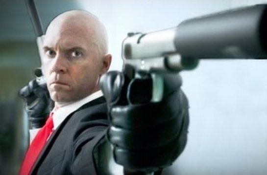 Актеры воспроизвели в реальности одну из миссий игры Hitman