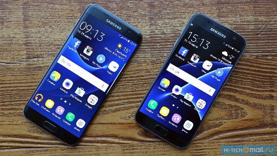 Новый флагман от Samsung измельчили в блендере