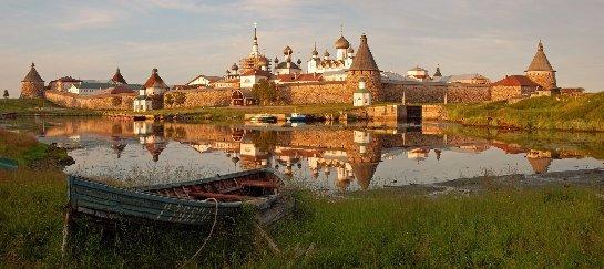 Россиянин остался недоволен скоростью интернета в Соловецком монастыре