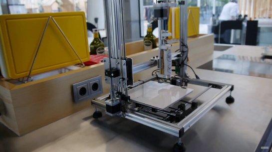 Уникальный сыр «распечатали» на 3D-принтере