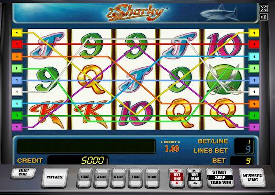 Несколько десятков азартных слотов в лучшем клубе