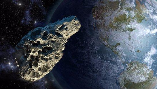 Американцы хотят «переоборудовать» астероид в космический корабль