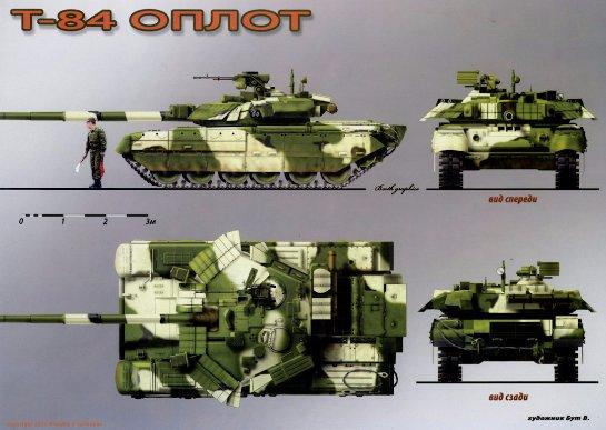 Украинский танк по достоинству оценили во всем мире