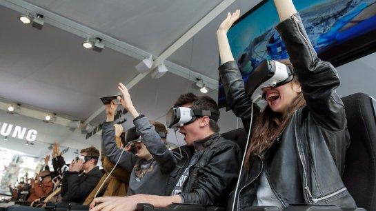 В Москве открылся первый кинотеатр виртуальной реальности