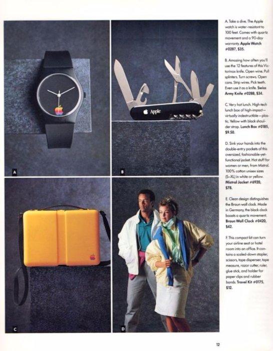 В интернете найдены Apple Watch, произведенные в прошлом столетии