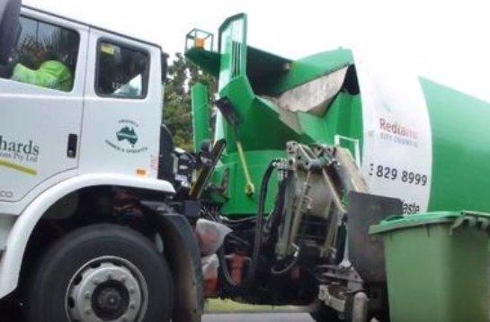 Финляндская компания презентовала систему для уборки мусора