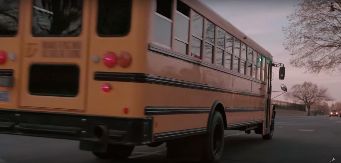 Американские дети смогут попутешествовать по Марсу на специальном автобусе