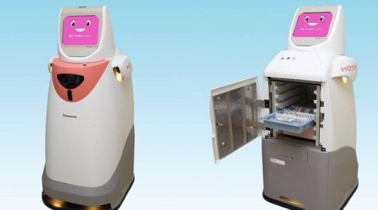 Совсем скоро в больницах могут появиться роботизированные помощники медсестер