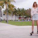 Рюкзак со встроенным скейтбордом стал популярен на Indiegogo