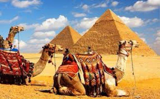 Отправляемся в Египет