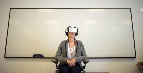 Виртуальная реальность позволит бороться с паранойей