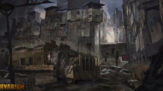 Что мы знаем об игре Survarium