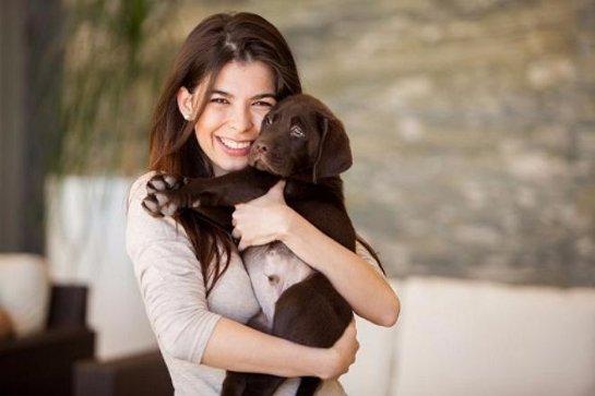 Американские ученые доказали, что собакам неприятны объятия
