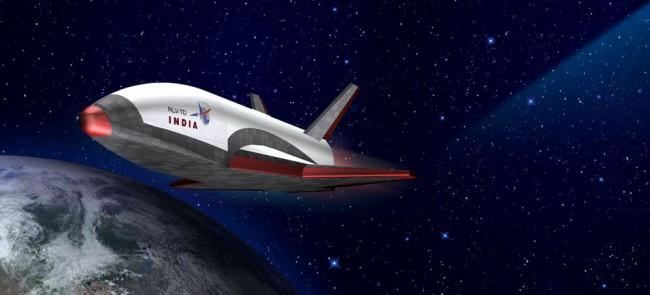 Индия присоединилась к гонке по изобретению космических кораблей многоразового использования