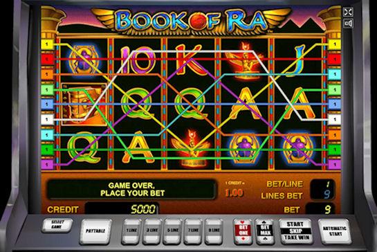 Автоматы онлайн на деньги: рискуй и побеждай
