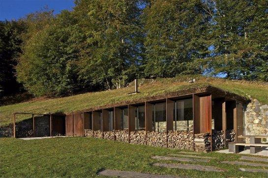 Строим экологическое жилье: какие материалы лучше выбирать