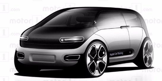Известный дизайнер продемонстрировал возможный концепт будущего автомобиля от Apple
