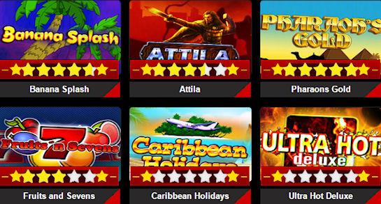 Старые и новые игровые азартные аппараты в онлайн-формате