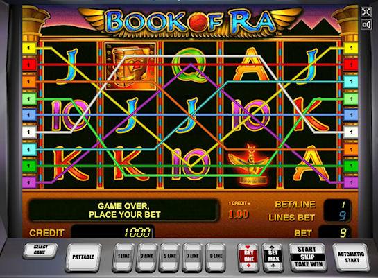 Виртуальные развлечения: видео-слот «Money game»