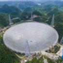 Китайцы создали огромный радиопередатчик для поиска инопланетян