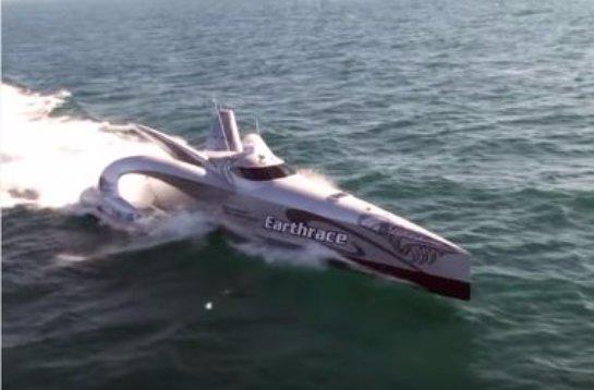 Представлена новая модель катера-охотника