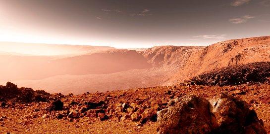 Американцы расшифровали послания на Марсе