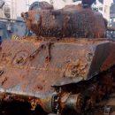 На дне Баренцева моря обнаружили танк Sherman