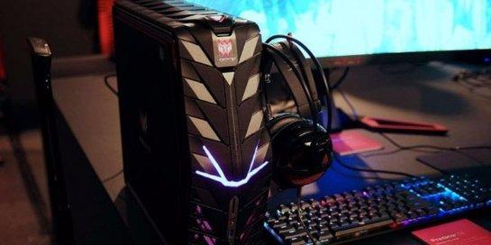 Acer показала новый игровой системный блок