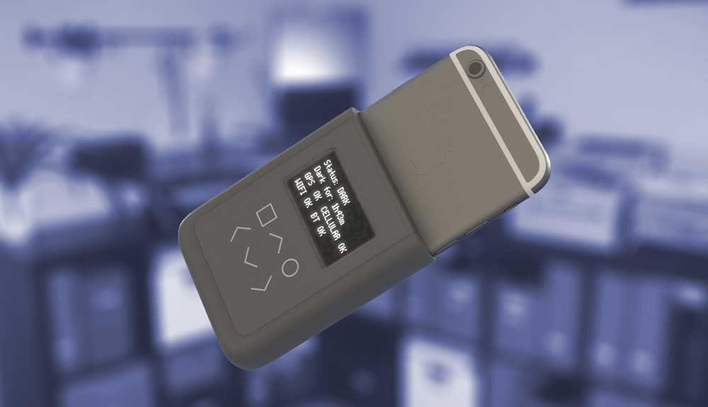 Сноуден разработал чехол для смартфона, следящий за утечками информации