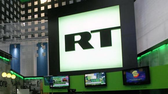 На сайт телеканала RT осуществлена масштабная DDoS-атака